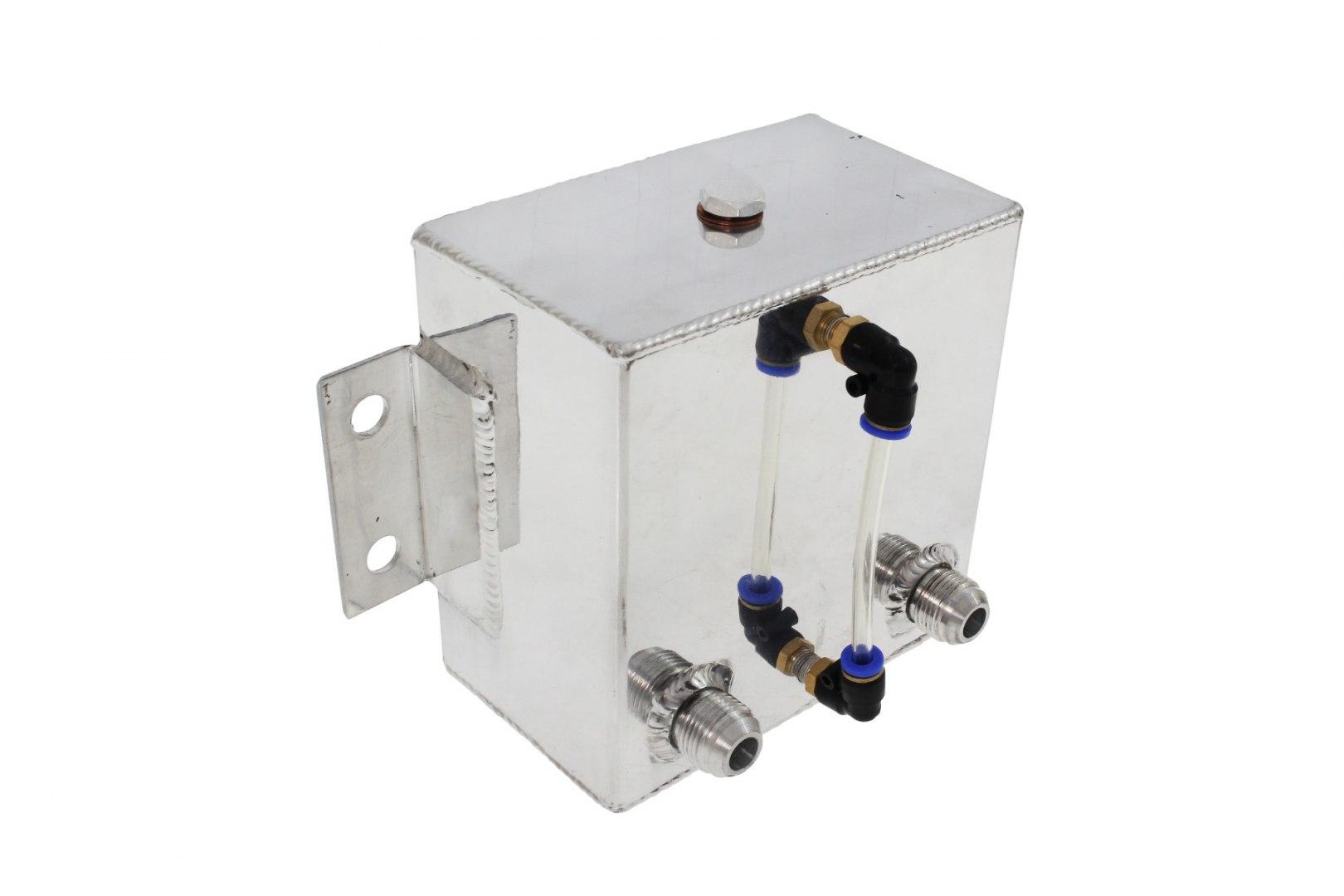 Zbiornik wody płynu chłodniczego uniwersalny 2L TurboWorks - GRUBYGARAGE - Sklep Tuningowy